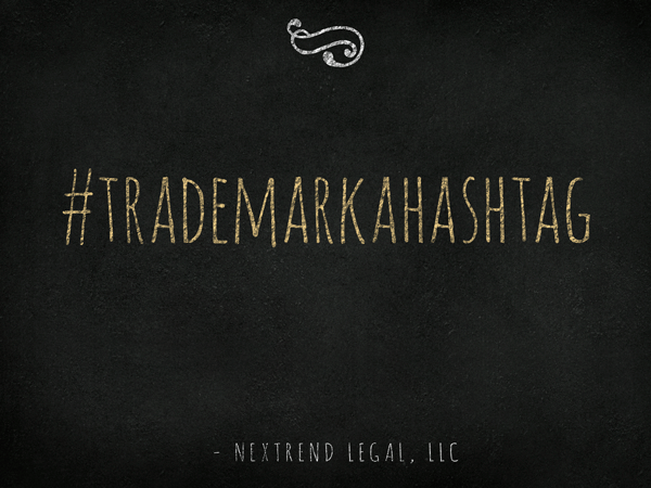 Can You Trademark A Hashtag?