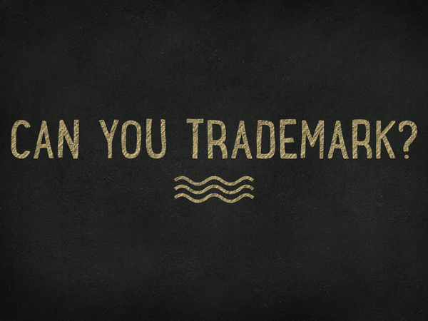 Can You Trademark A Sound?